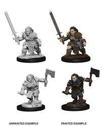 Deep Cuts Pathfinder Battles Unpainted Miniaturesd