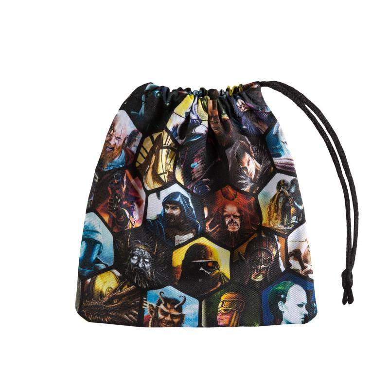 Q Workshop Dice Bag
