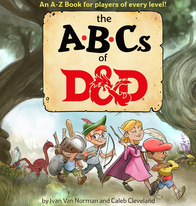 ABCs of D&D (Dungeons & Dragons Children's Book)