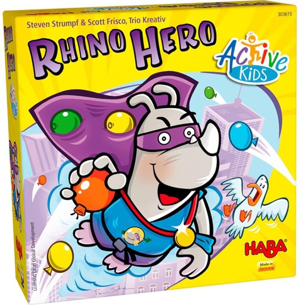 Active Kids: Rhino Hero