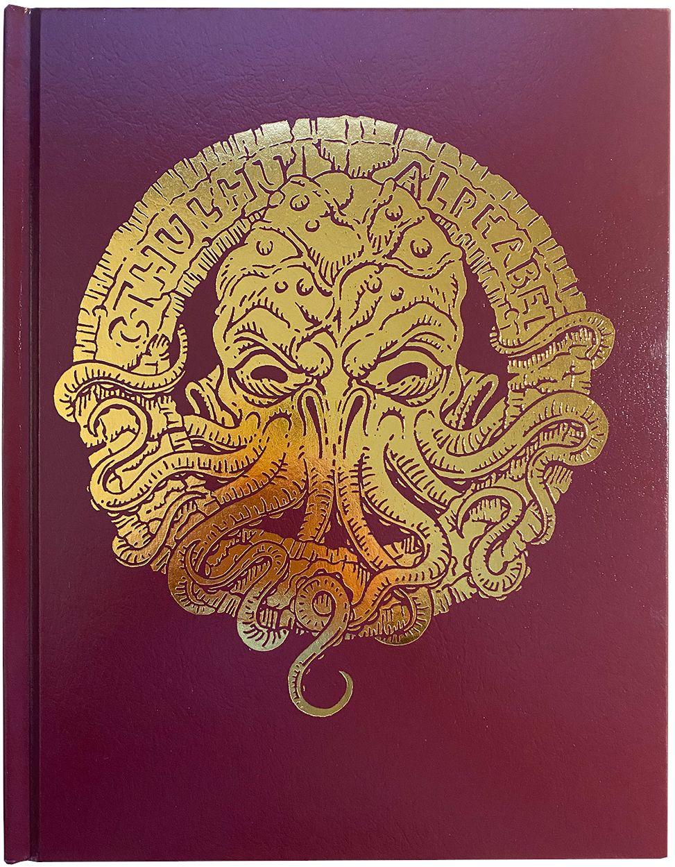 Cthulhu Alphabet Hardback Sourcebook