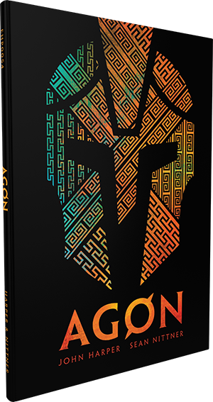 Agon Role Playing Game scourcebook