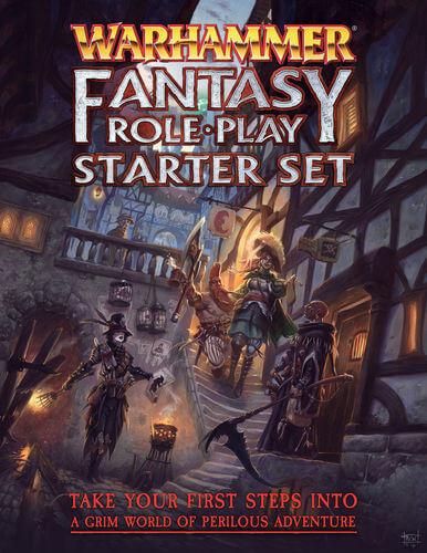 Warhammer: Fantasy RPG - Starter Set