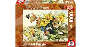 Spring Blossoms 1000 pc puzzle