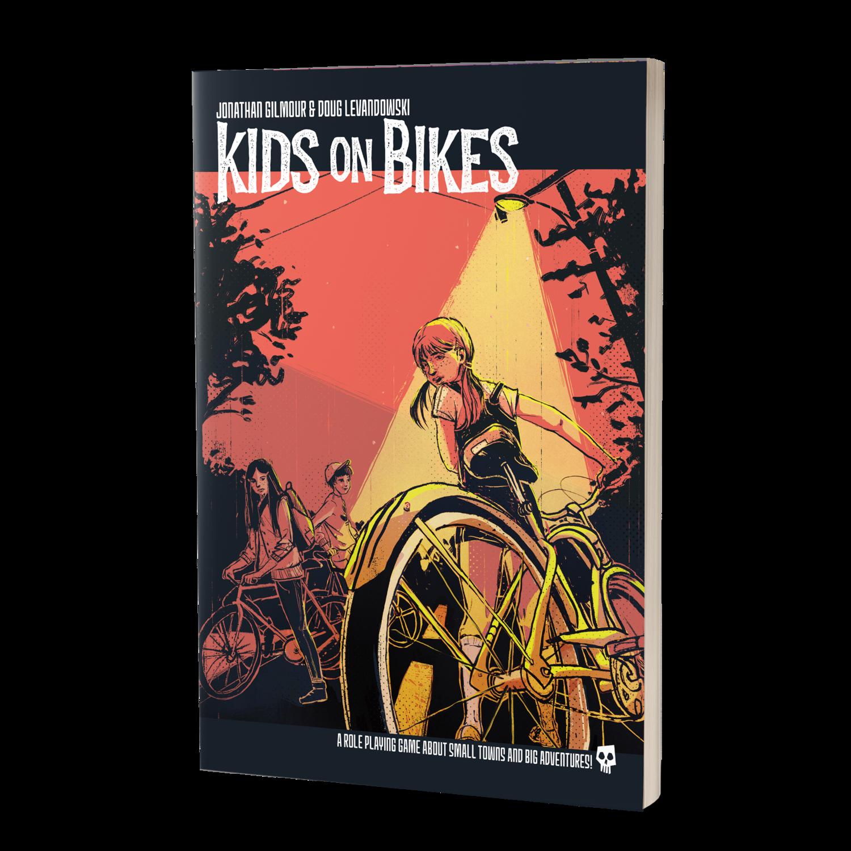 Kids on Bikes RPG