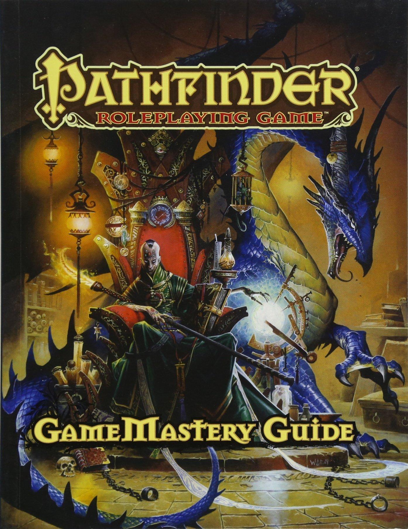 Pathfinder RPG GameMastery Guide (Pocket Edition)