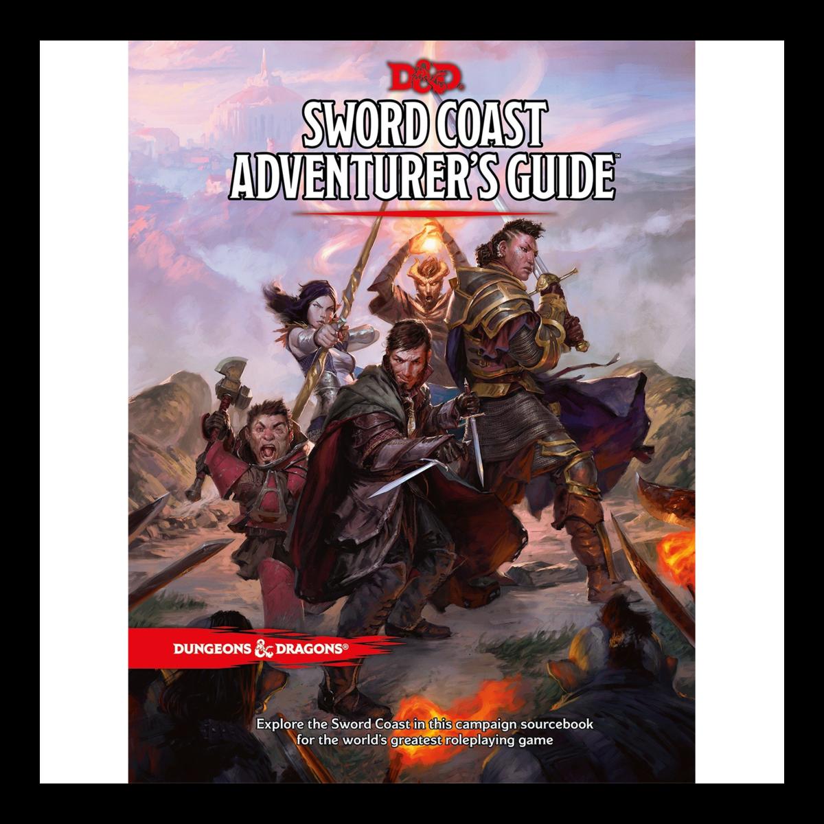 Dungeons & Dragons Sword Coast Adventurer's Guide