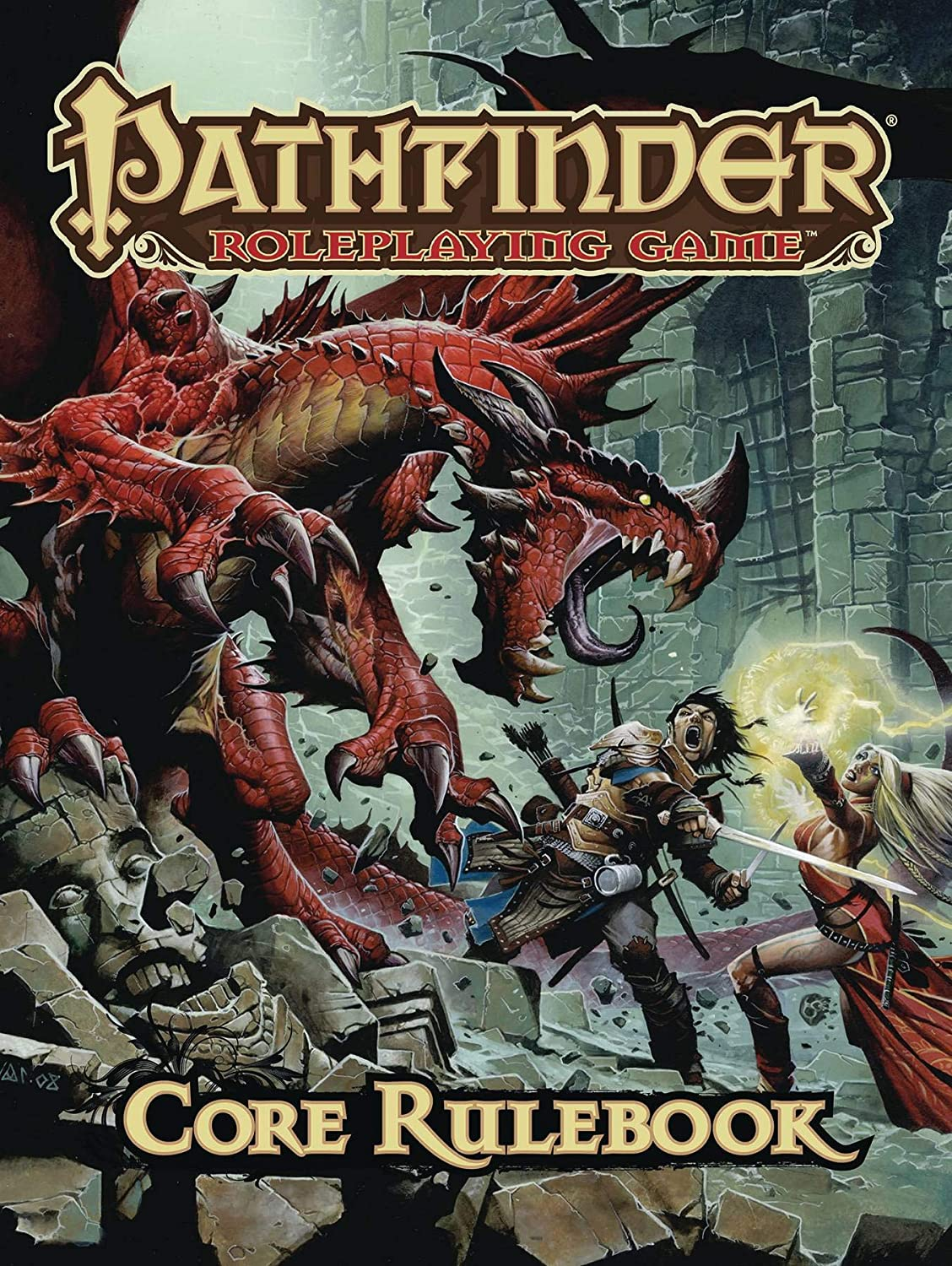 Pathfinder RPG Core Rulebook (1st Edition)