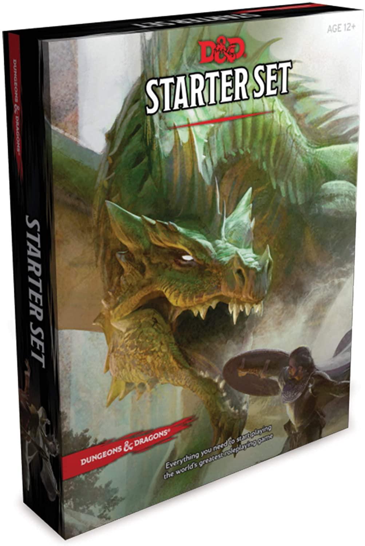 Dungeons & Dragons Starter Kit