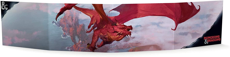 Dungeons & Dragons DM Screen - Reincarnated