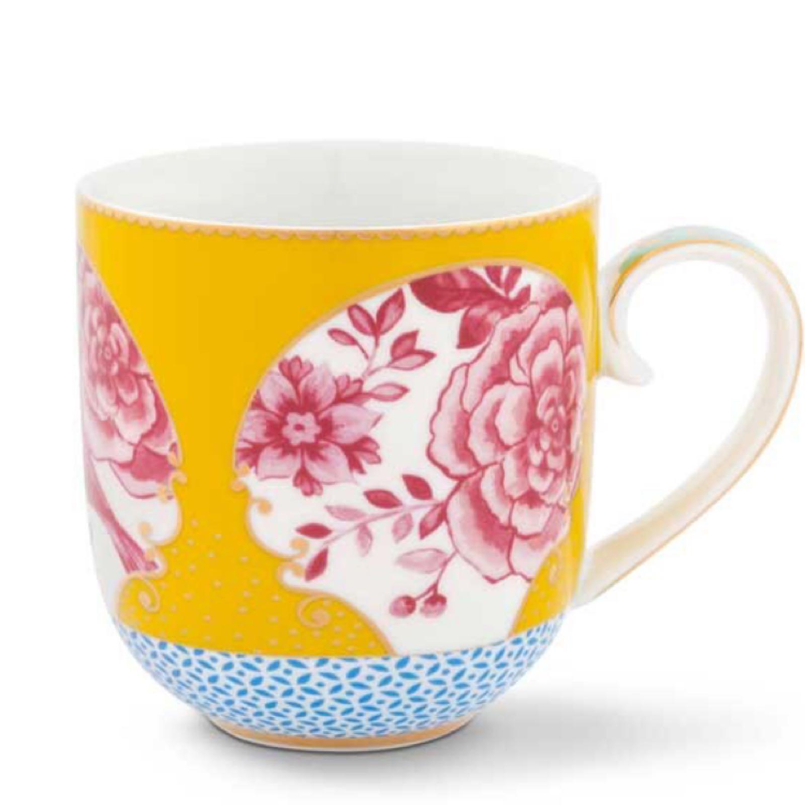 Pip studio mug small royal yellow