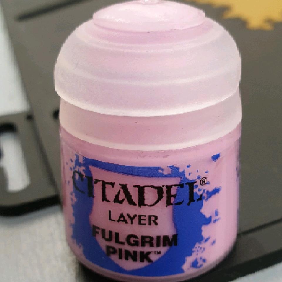 Fulgrim Pink, Citadel Layer 12ml