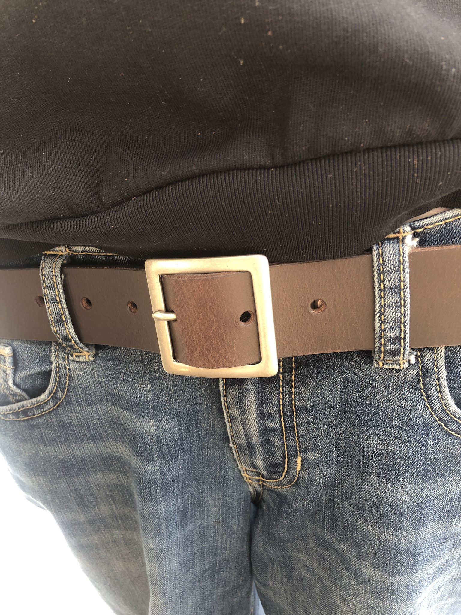 Belt - the Badger House Leather signature belt