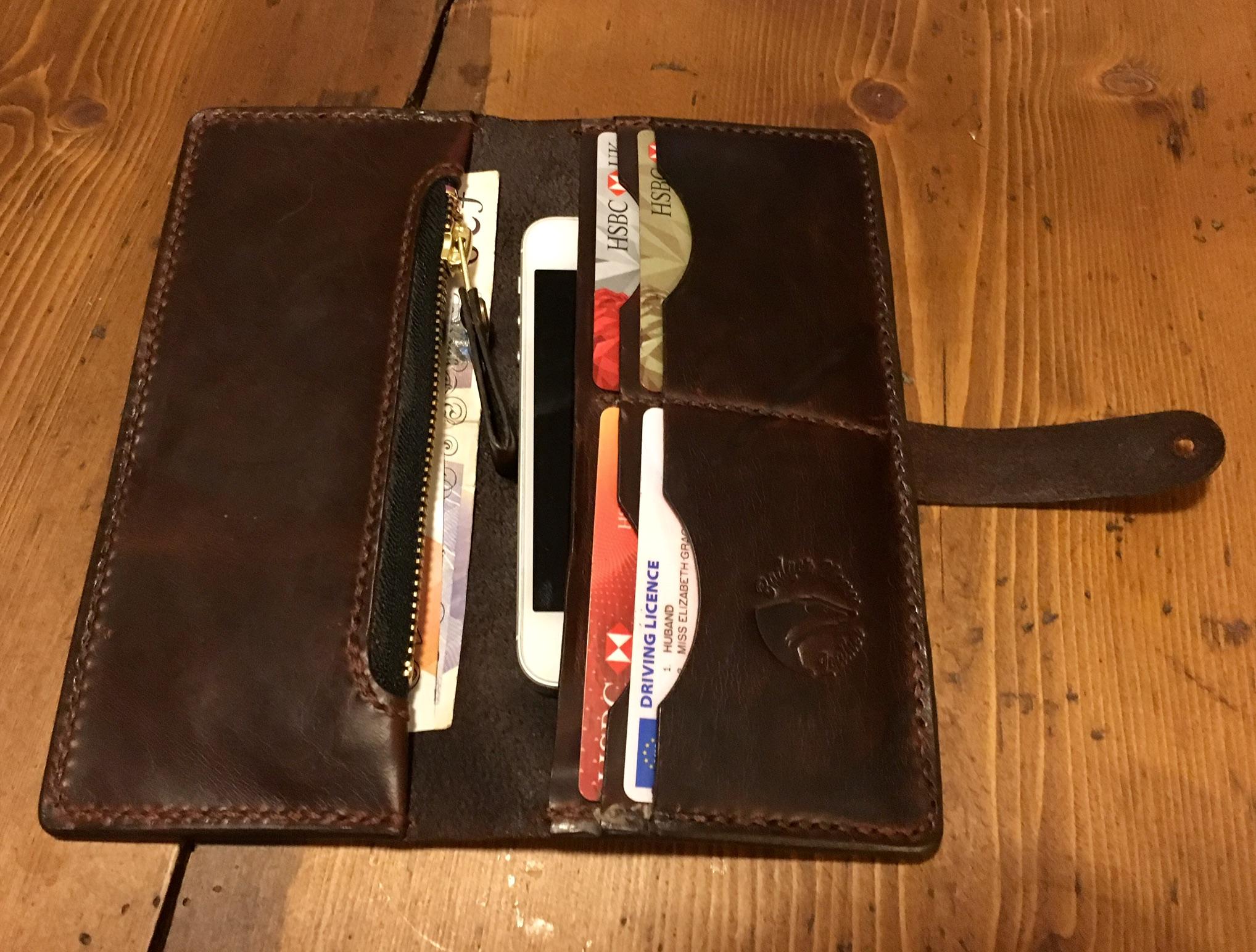 Wallet/ purse- large