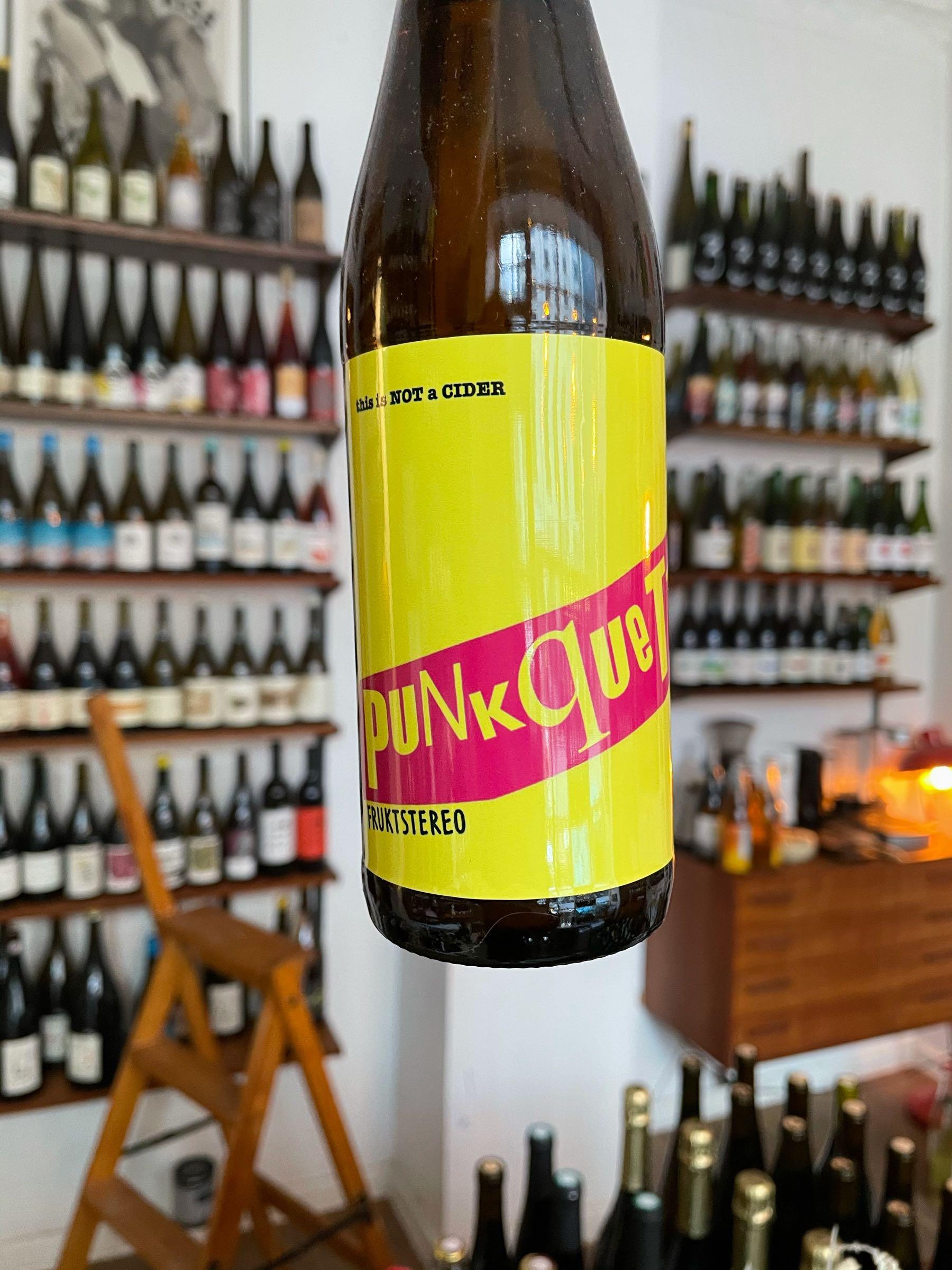 Punkquette 0,33l - Fruktstereo