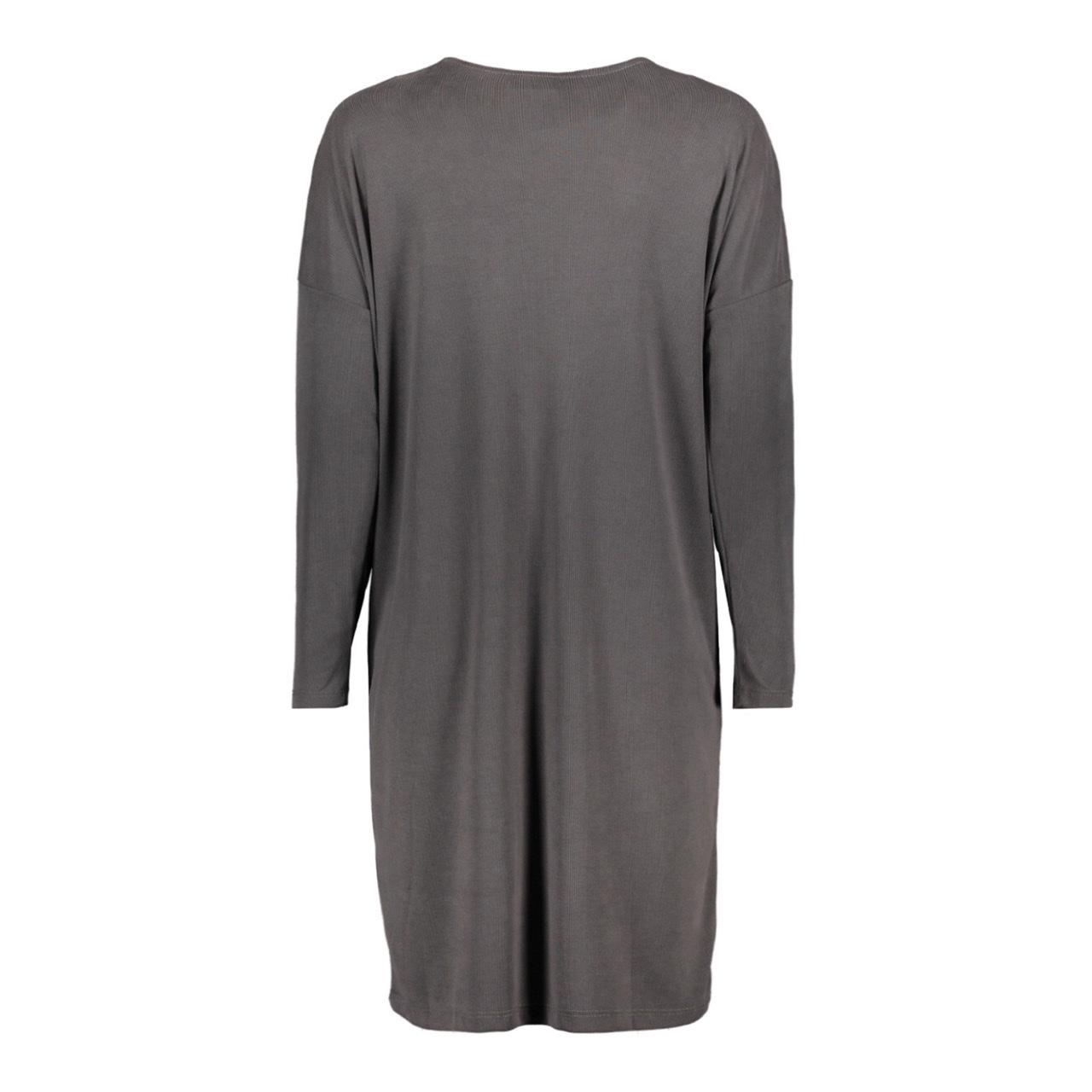 Giana Charcoal Jersey Dress by Saint Tropez