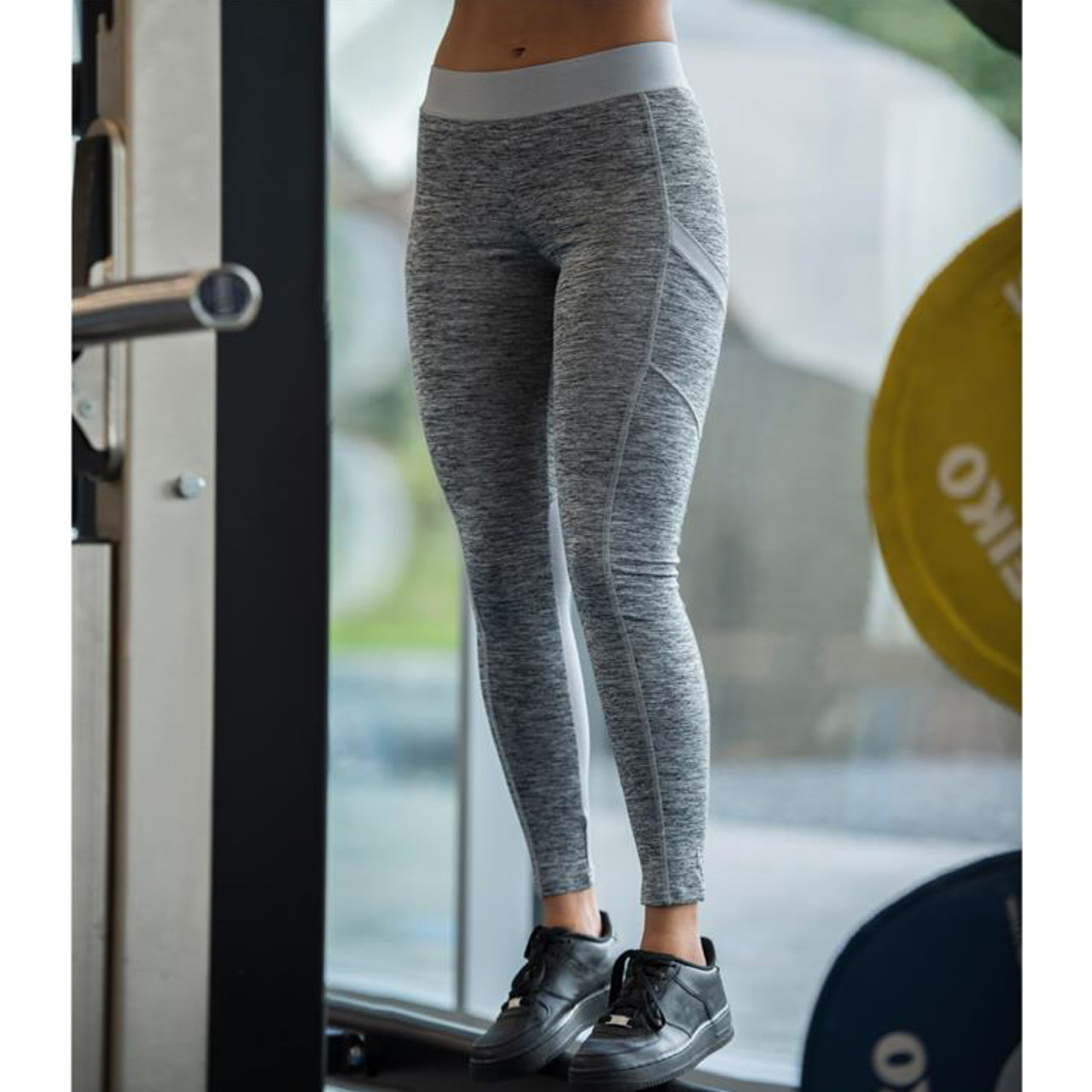 Jane Grey Melange Leggings