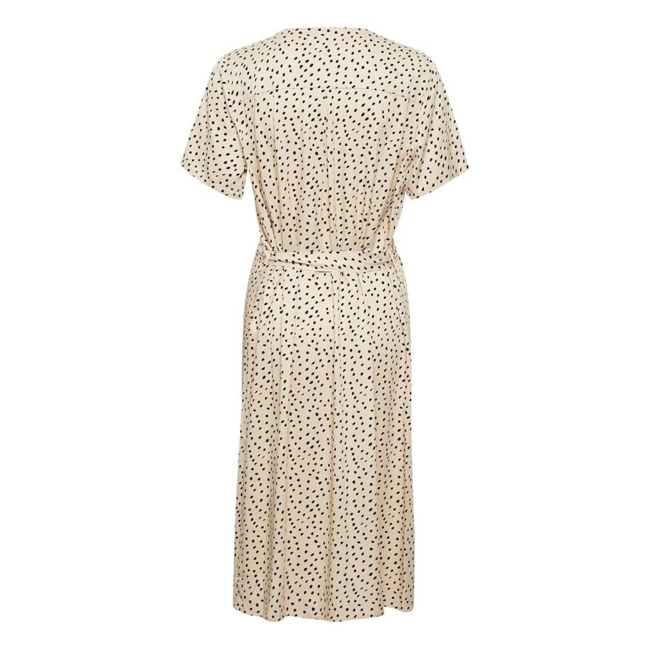 Andrea Dot Print Dress by Saint Tropez