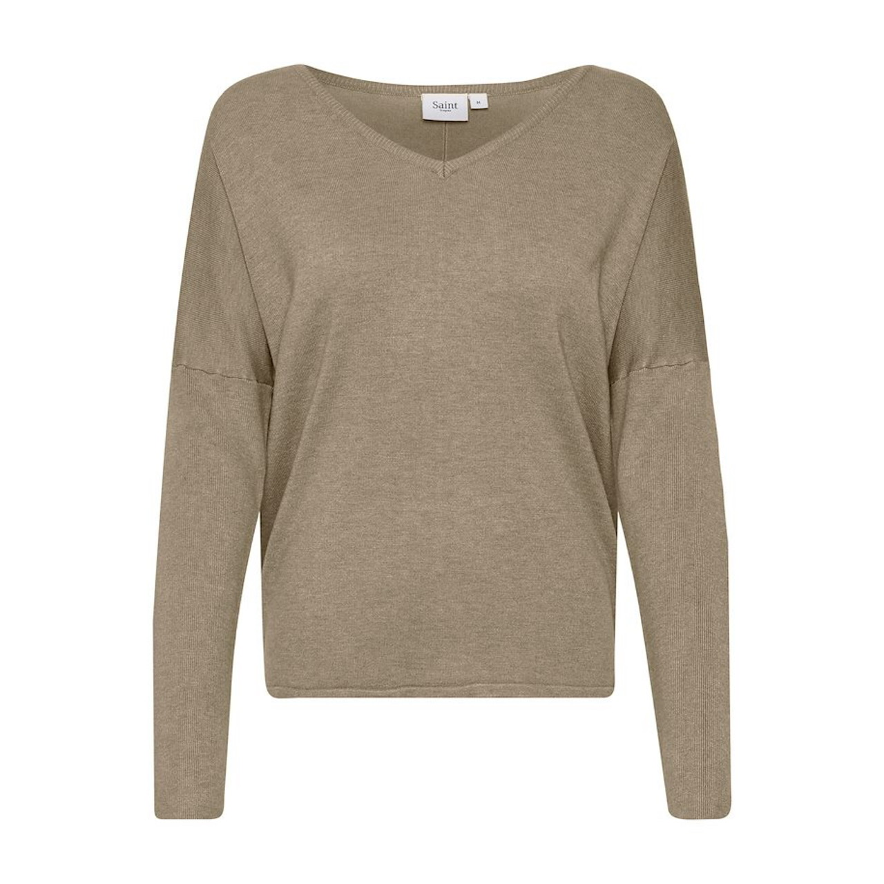 Mila V Neck Knit by Saint Tropez