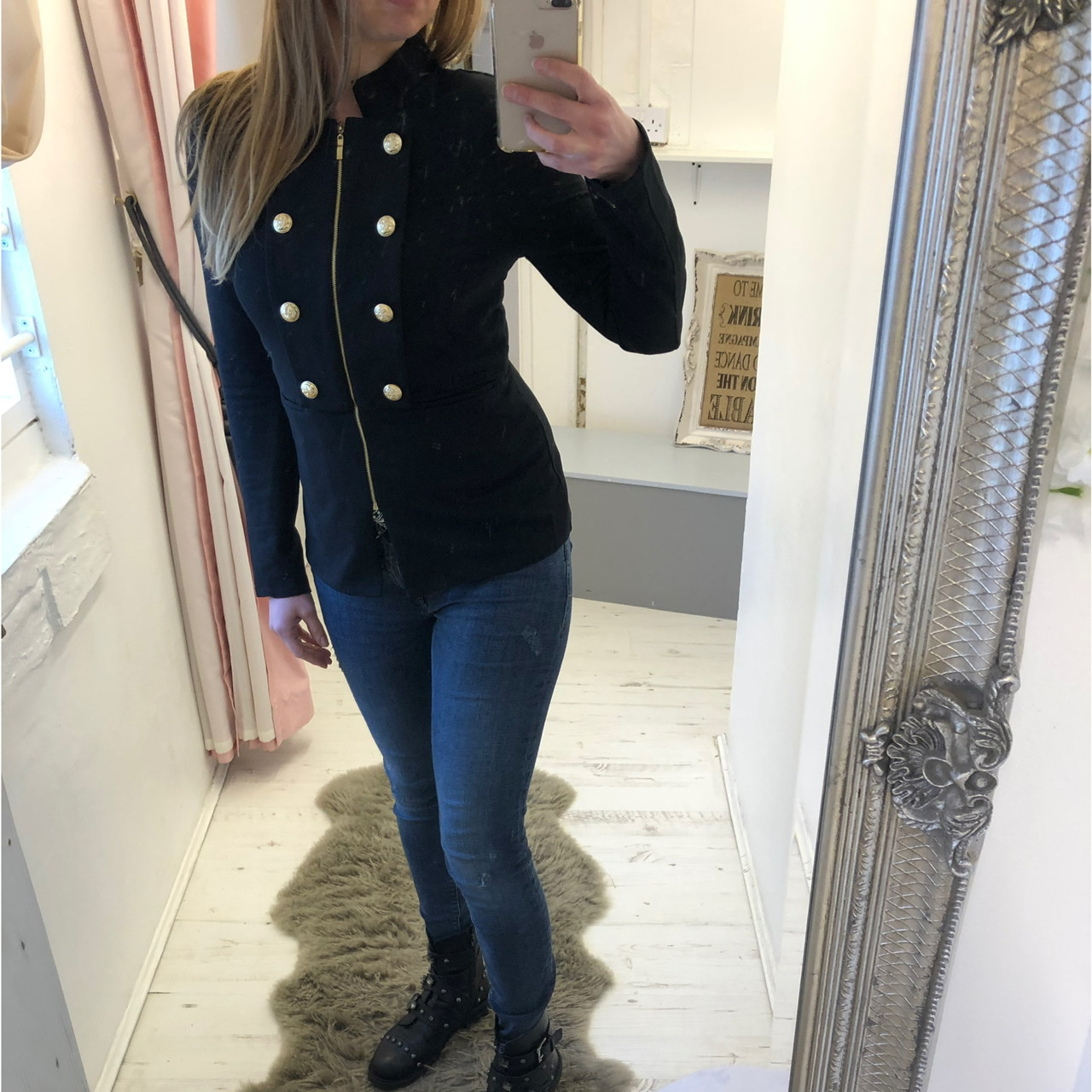 Military Blazer