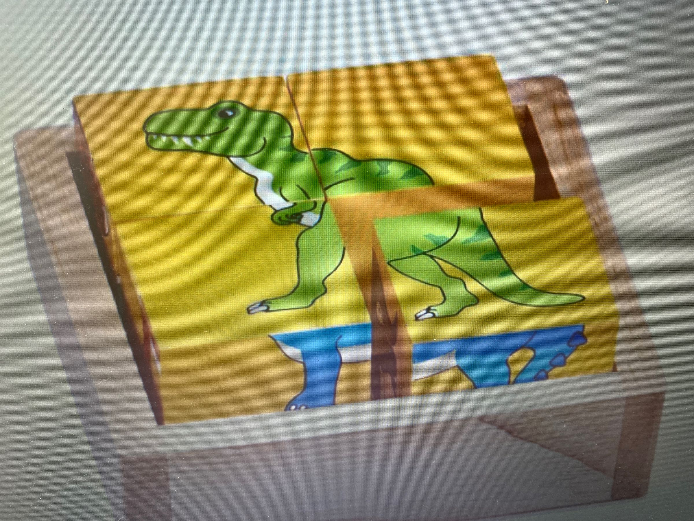 Lanka Kade -  block puzzle - Dinosaur