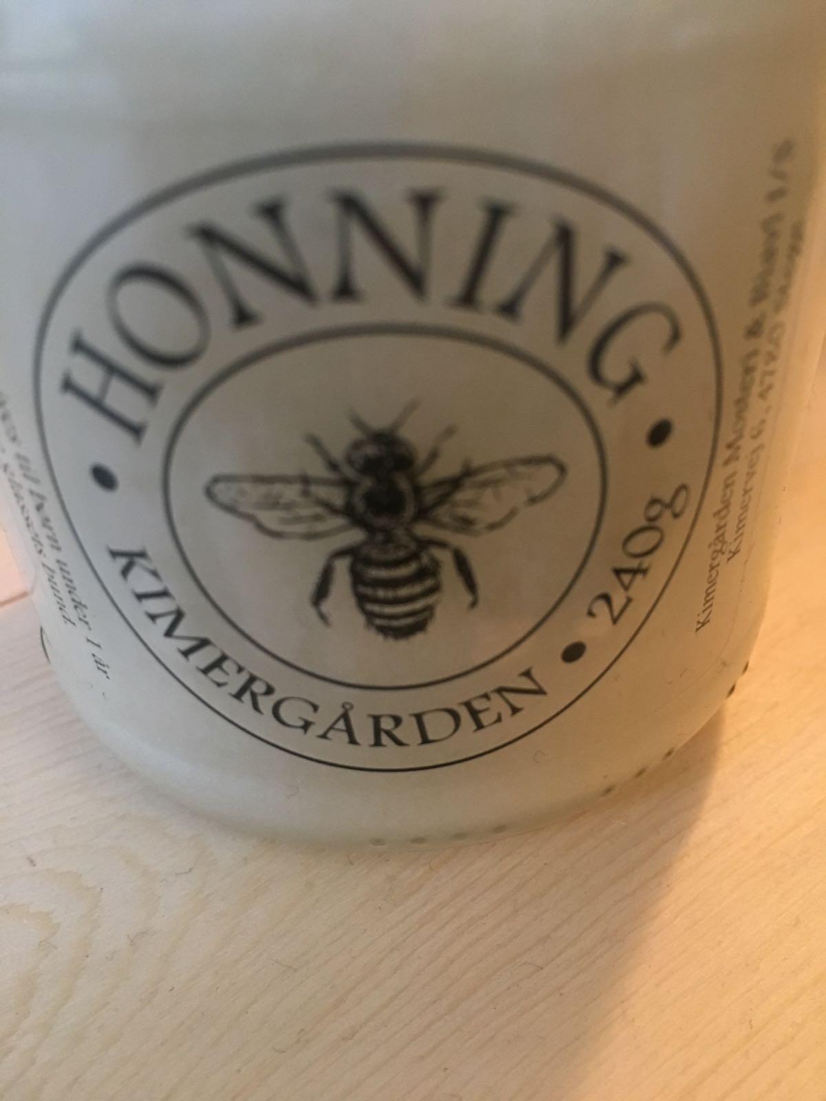 Honning fra Kimergården på Møn, 240 g
