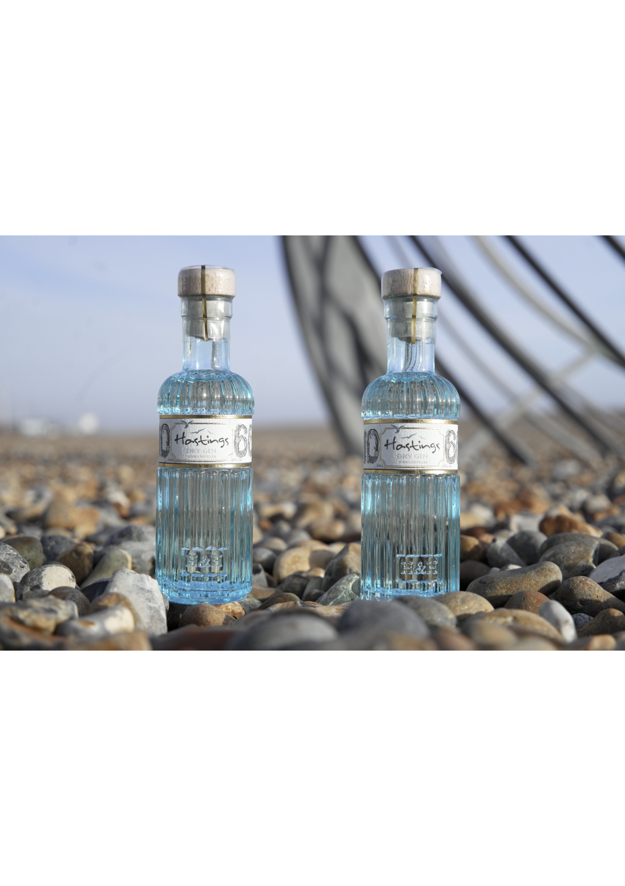 """Hastings 1066 Gin """"Gift Size"""" 1x10cl@40%"""