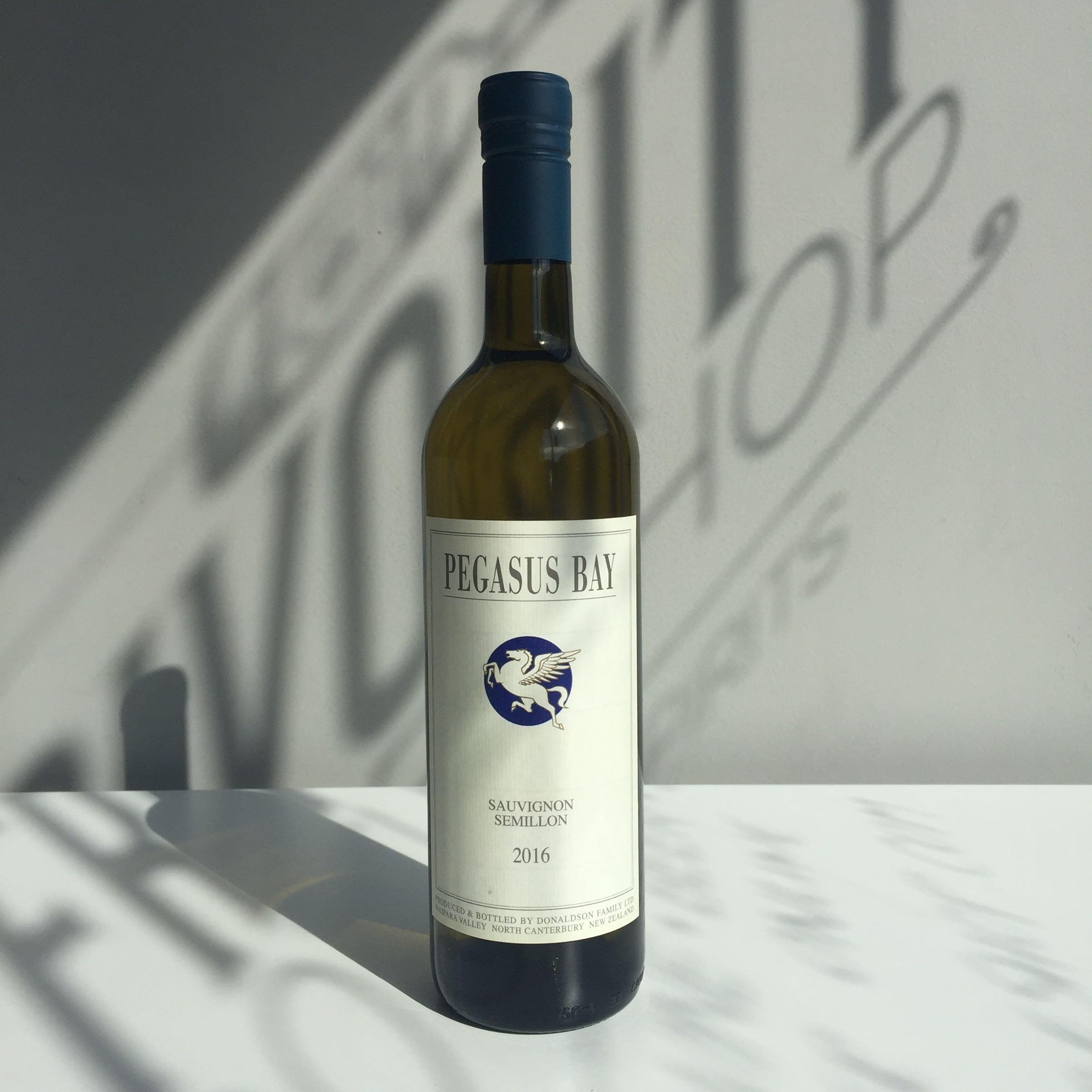 Pegasus Bay - Sauvignon Blanc / Semillon Blanc 2016