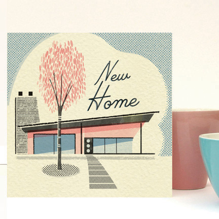 Palm Springs New Home Card