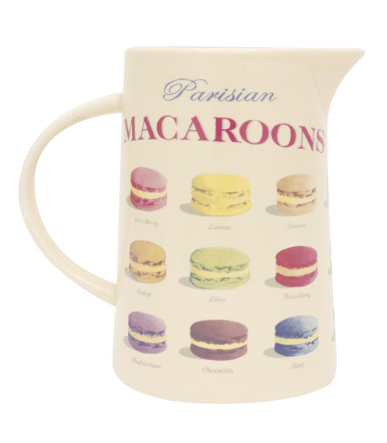 Vintage Macaroons Jug