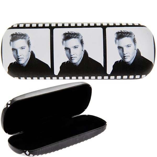 Elvis Presley Hard Glasses Case