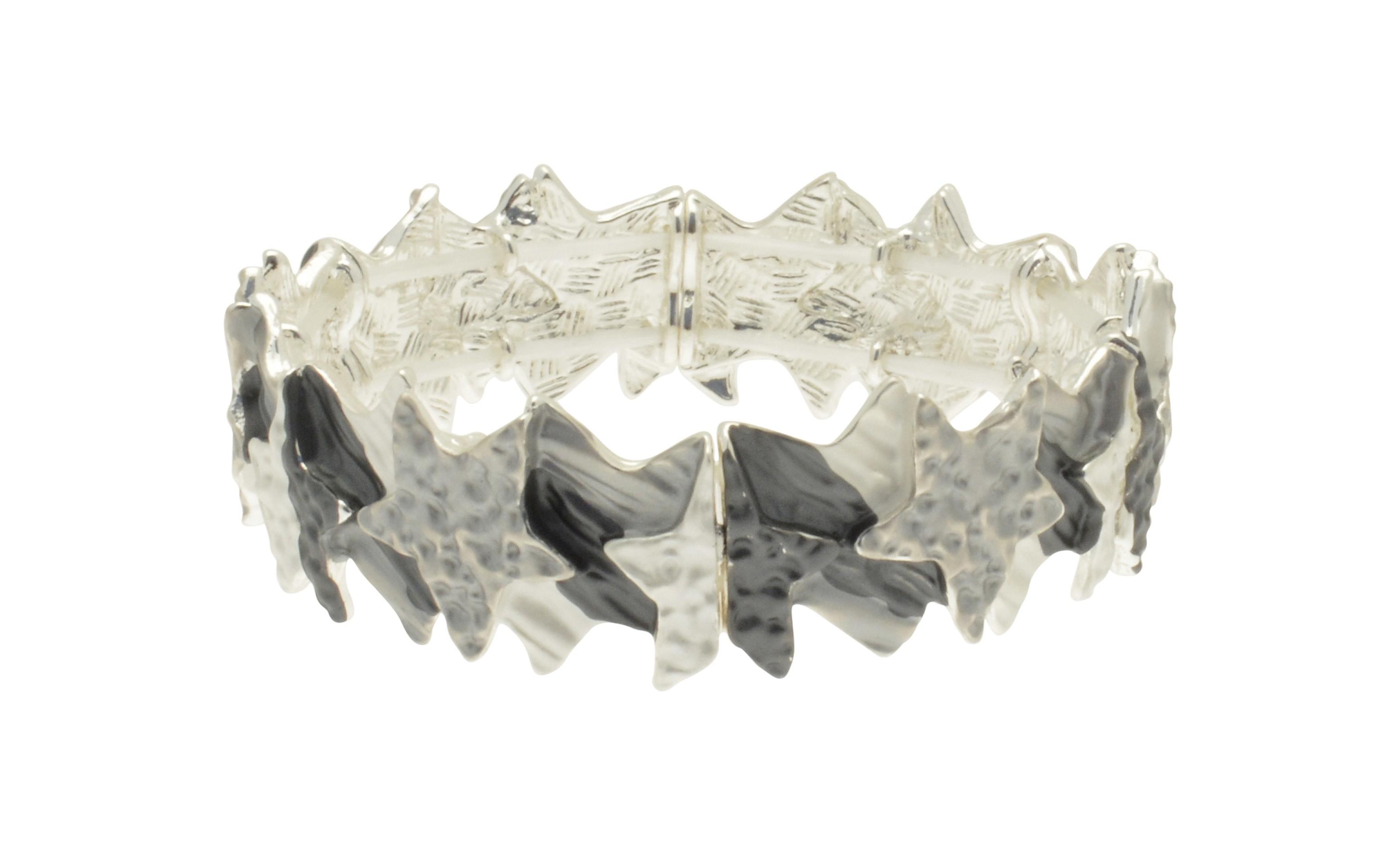 Grey Star Bracelet NBC