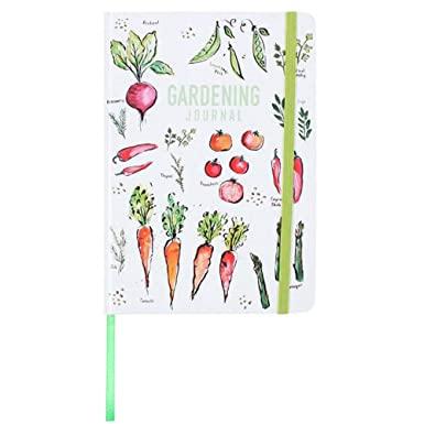 Gardening Journal A5 Book