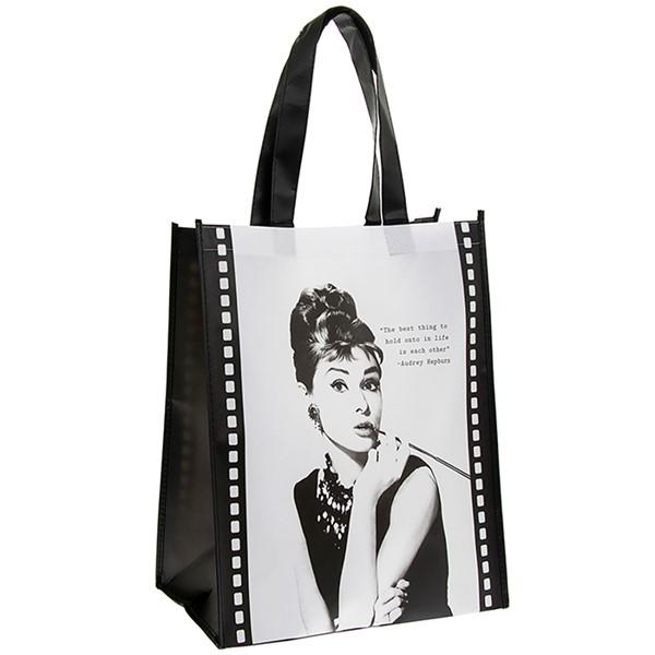 Audrey Hepburn Shopper Bag