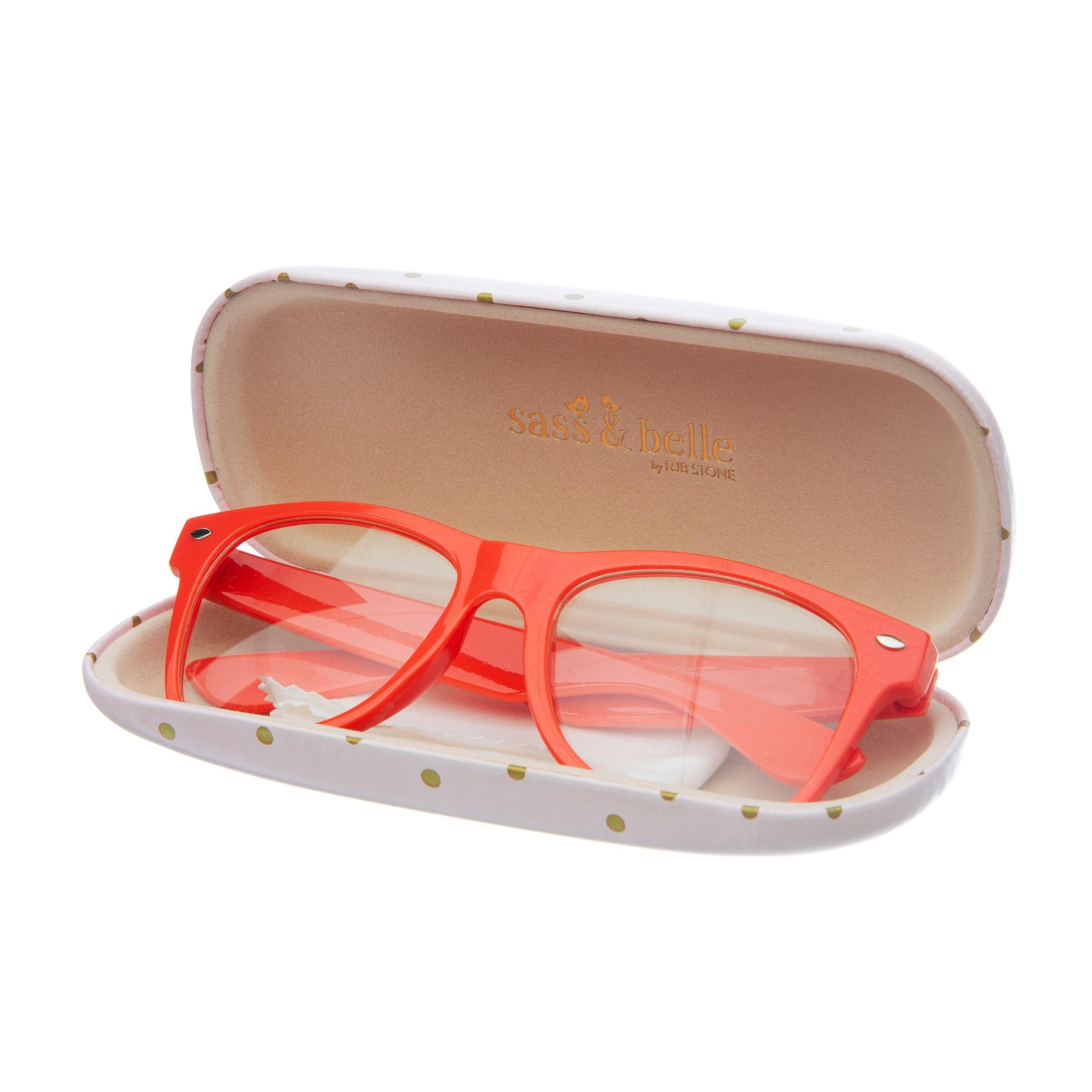Girl Power Hard Glasses Case