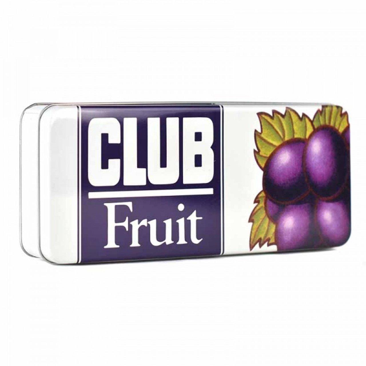 Jacobs Fruit Club Storage Tin
