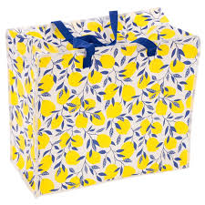 Large Storage Bag Lemons