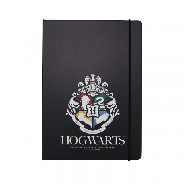 Harry Potter A5 Hardback Multi List Notebook