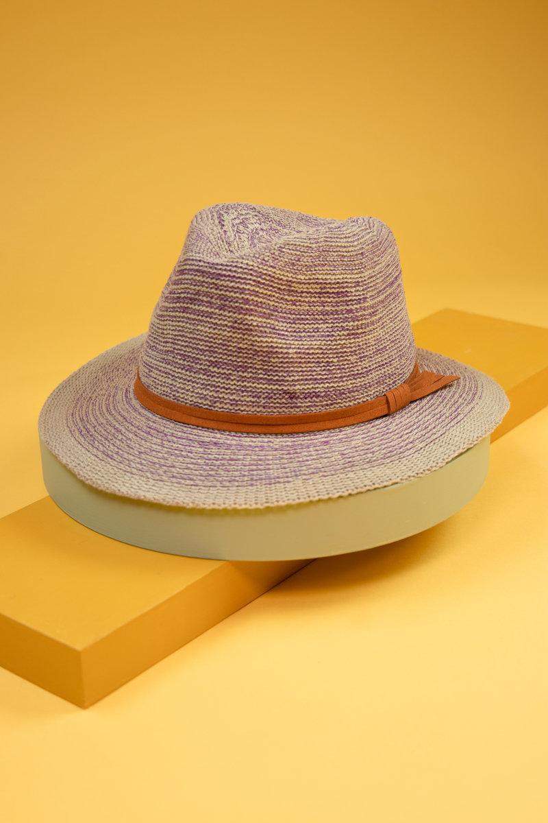 Powder Hat Natalie Damson