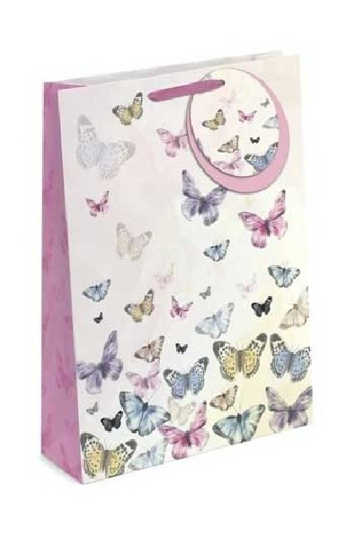 Gift Bag Medium Butterflies
