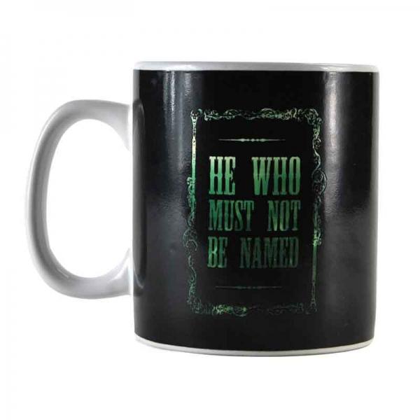Harry Potter Lord Voldemort Heat Change Mug