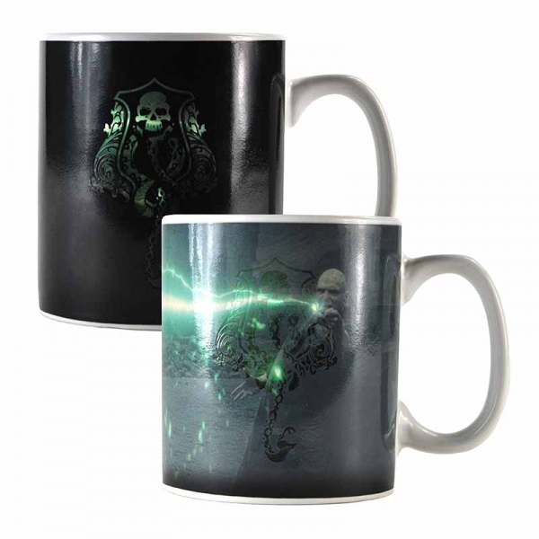 Harry Potter Lord Voldemort Heat Change Mug