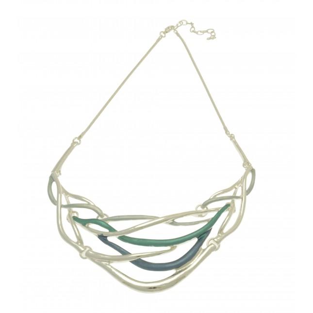 Blue Wave Necklace NBC