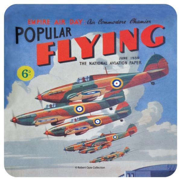 Coaster Popular Flying Spitfire