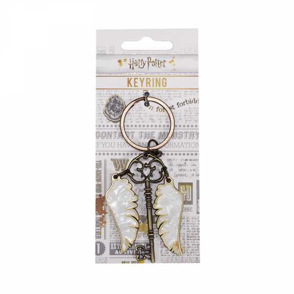 Harry Potter Wings Keyring