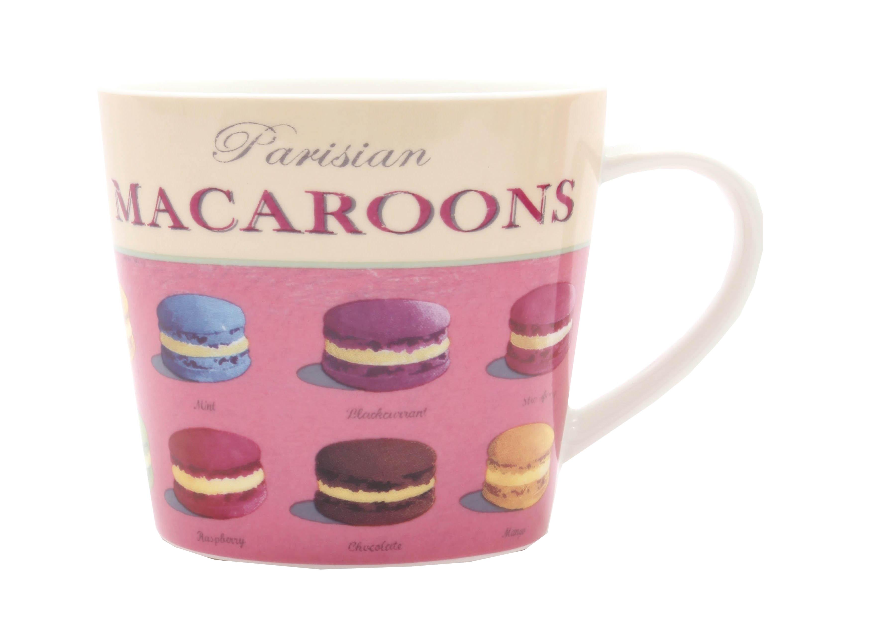 Macaroons 1950s Style Mug