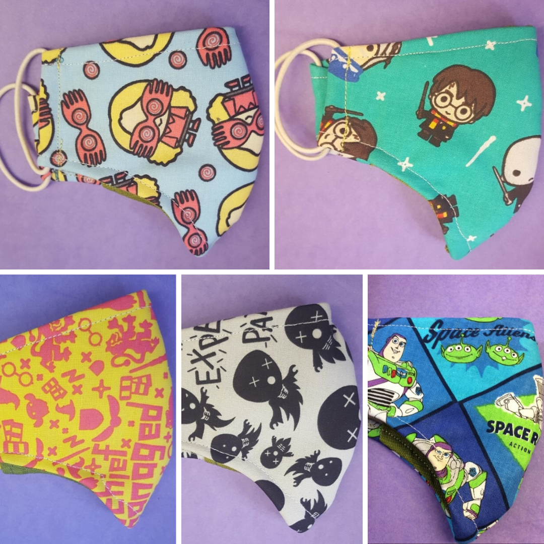 Face Mask Child Fabric