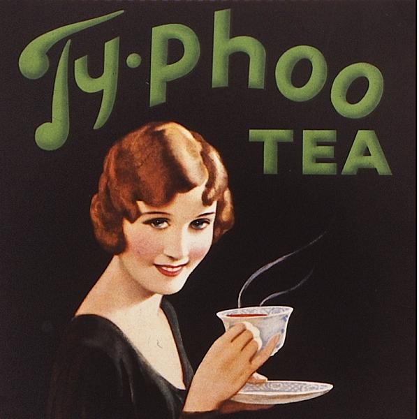 Coaster Typhoo Tea