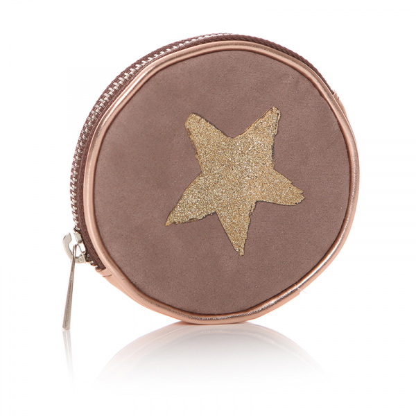Bronze Star Coin Purse