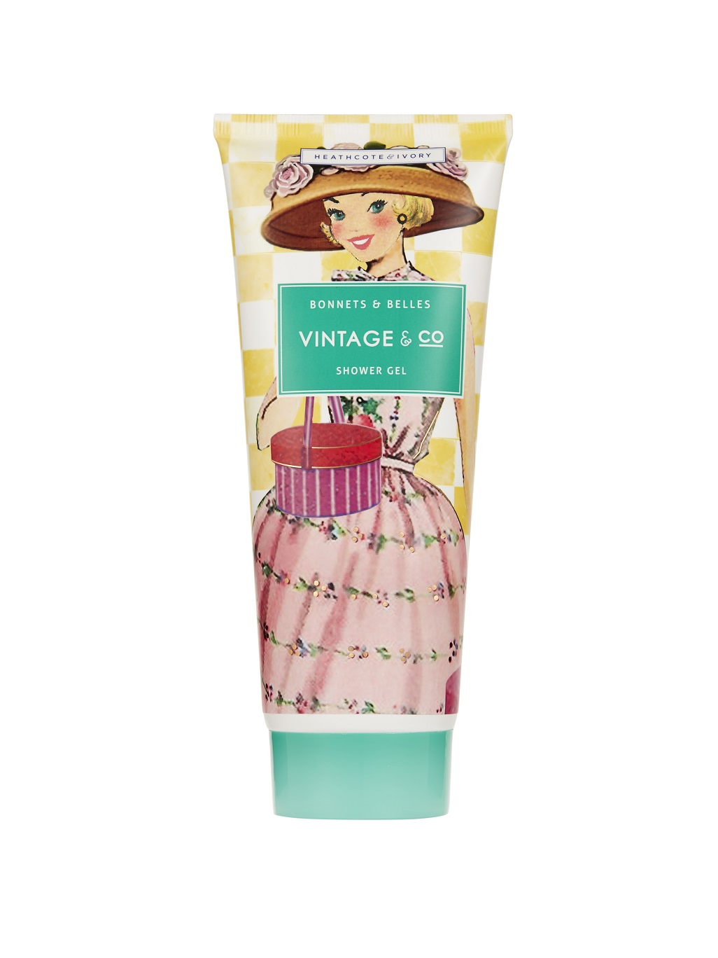 Vintage & Co Bonnets & Belles Shower Gel HALF PRICE